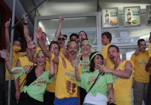 Abireise Goldstrand Pub-Crawl Drinks
