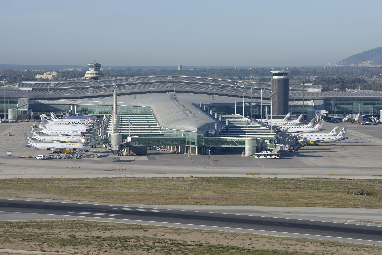Flughafen Barcelona Terminal 1
