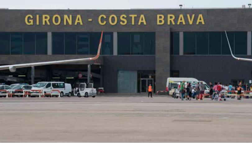 Flughafen Girona