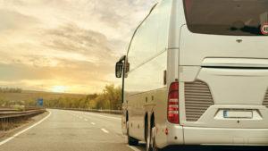 Busreise Abireise
