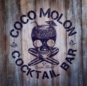 Coco Molon Cocktail Bar Calella