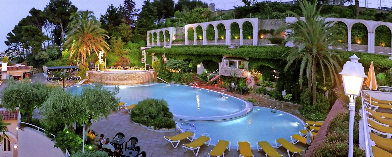 Hotel Guitart Central Park Lloret de mar Swimmingpool