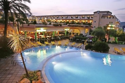 Hotel Guitart Central Park Lloret de mar Swimmingpool Wellness