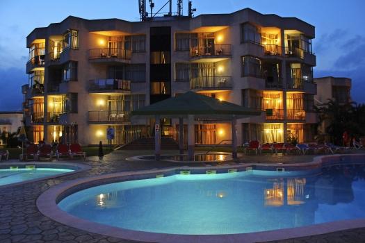 Apartments Bolero Park Lloret de mar Pool