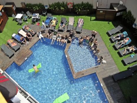 Apartments Trimar Lloret de mar Jacuzzi Pool
