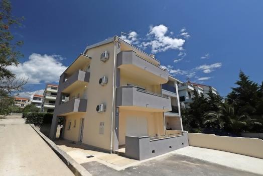 Vila Vale Novalja Apartments Außenansicht