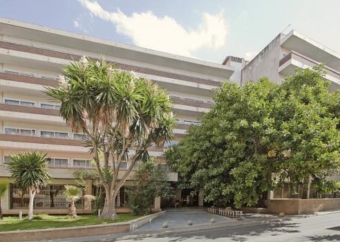 Hotel Ipanema Park Mallorca Außenansicht