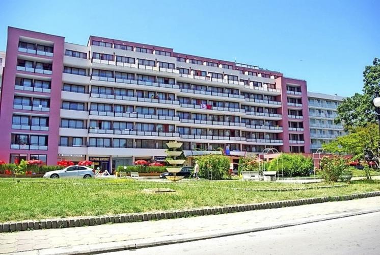 Hotel Gladiola Star Goldstrand Außenansicht