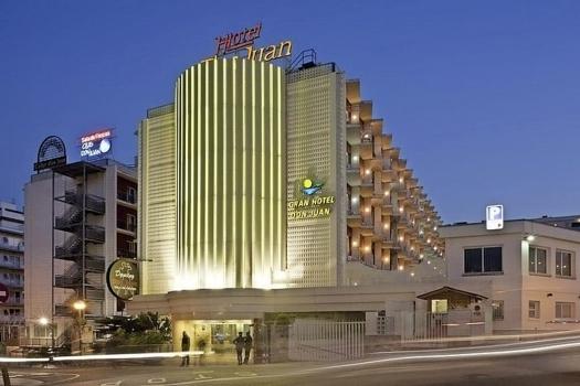 Hotel Don Juan Resort Lloret de mar Außenansicht