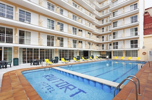 Hotel Riutort Mallorca Pool Wellness