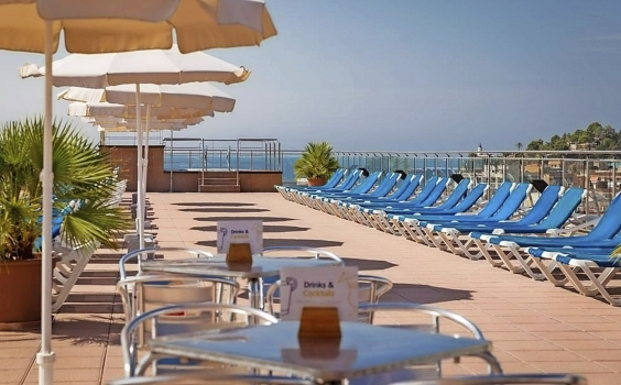 Hotel H-Top Calella Palace Skypool